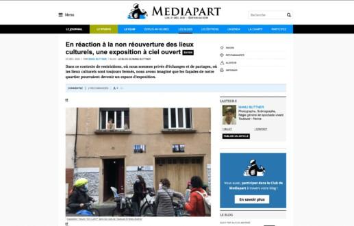 Médiapart / Le Blog